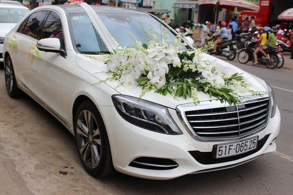 xe cưới phong cách hiện đại