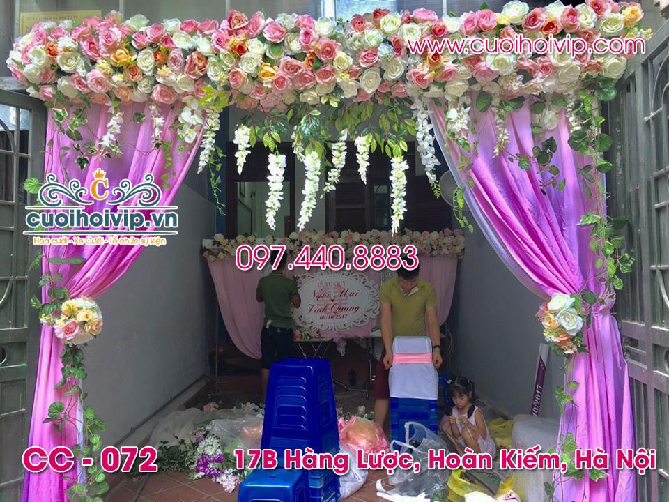 cổng đám cưới đẹp