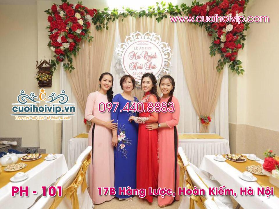 phông đám cưới đẹp