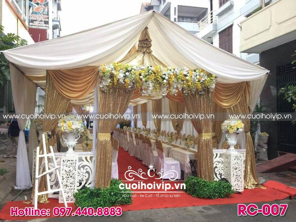 thuê phông rạp nhà bạt cưới