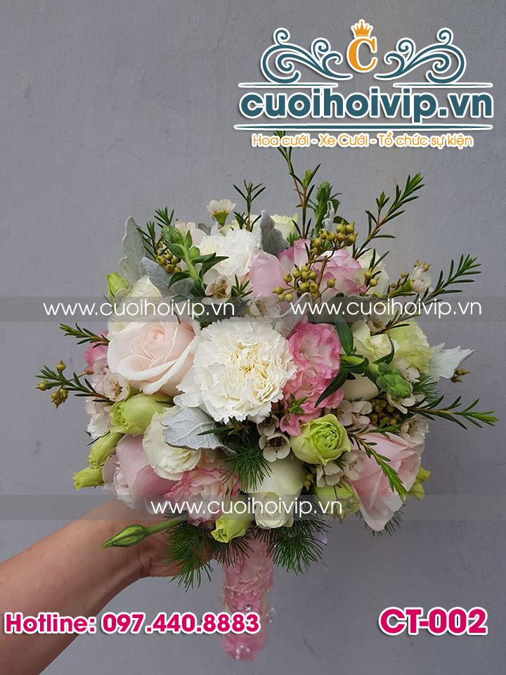 hoa cô dâu đẹp
